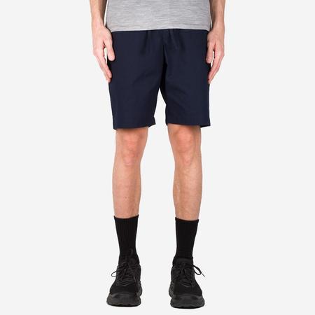 Bon Vivant Otis Ripstop Stretch Drawstring Shorts - Navy