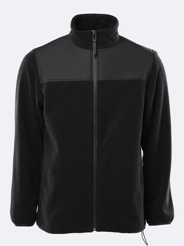 Rains Fleece Zip Puller - Black