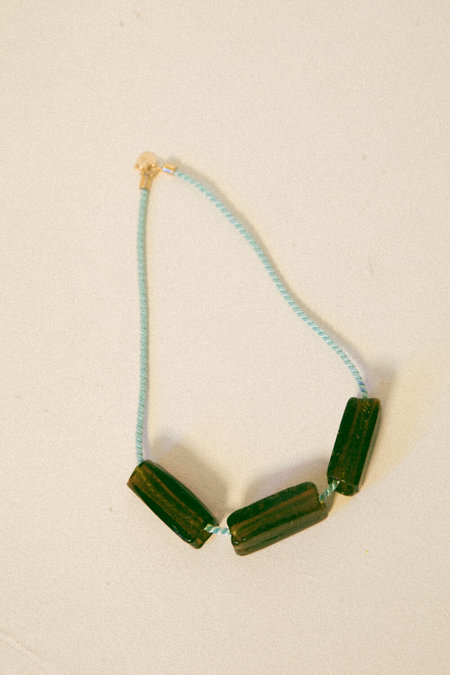Sisi Joia Collier Gelat Glass Necklace
