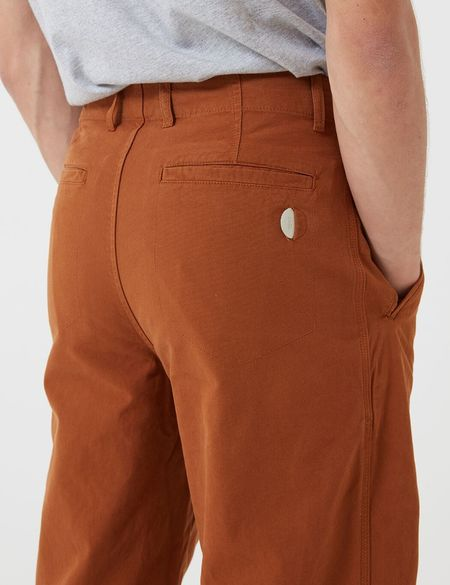 Folk Clothing Folk Assembly Trousers - Teak