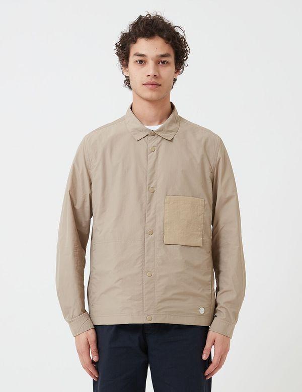 Folk Clothing Folk Stack Jacket - Fog