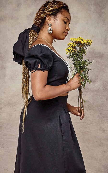 Rightful Owner The Carlotta Skirt - Black