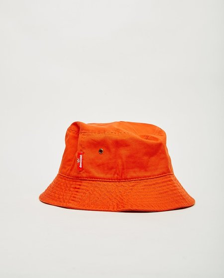 DENIMIST Bucket Hat - Orange