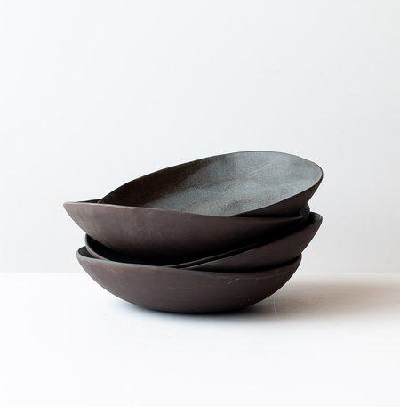 Mie Ceramics Black Stoneware Bowl