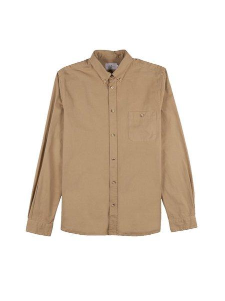 Cuisse de Grenouille Jackson Shirt- Canvas Beige