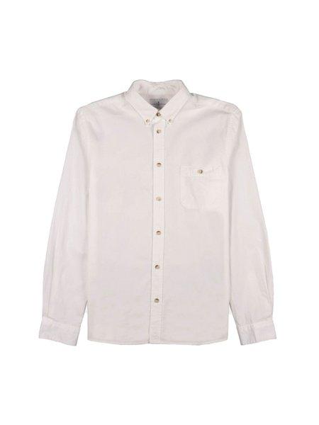 Cuisse de Grenouille Jackson Shirt- Off White