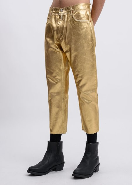 Vyner Articles Darts Pants - Gold