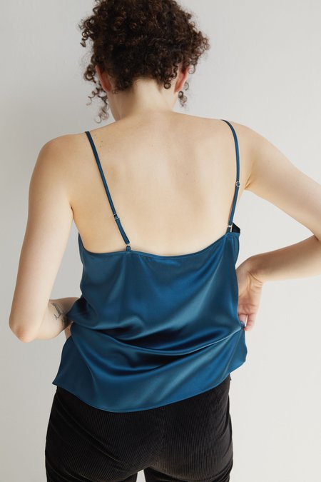 Of Her Own Kind Aster Camisole - Teal