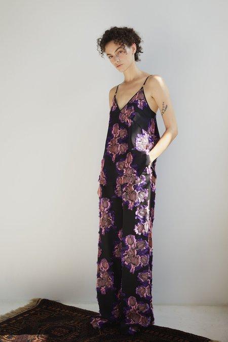 Of Her Own Kind Dylan Pant - Dark Floral