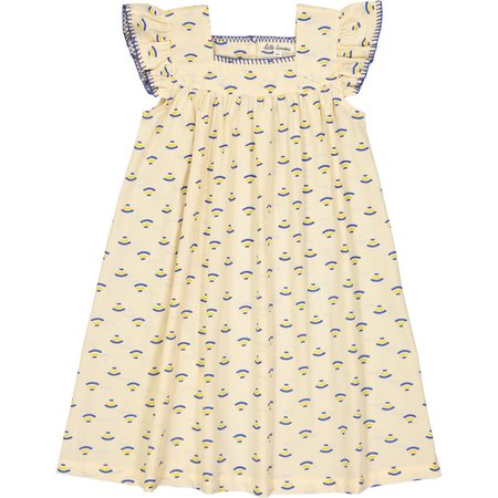 kids HELLO SIMONE Kattel Dress - Gio Yellow