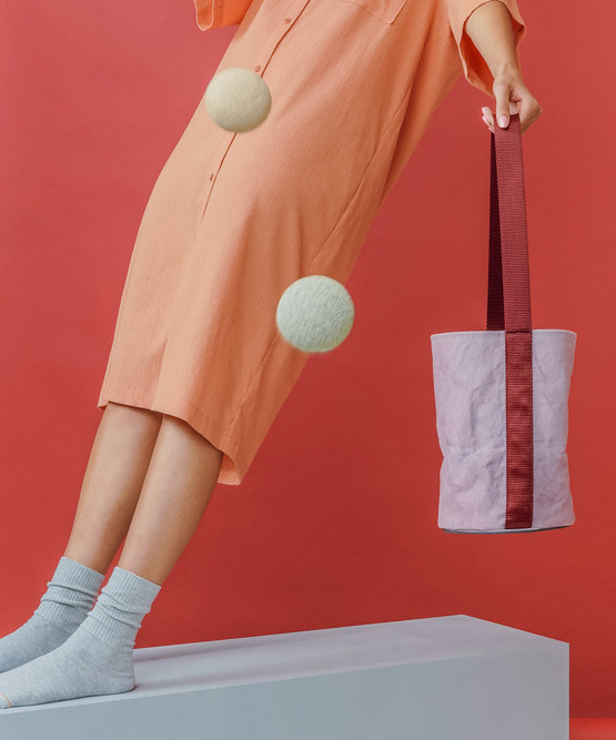 Julia Gabriel Studio Bubble Bucket Tote