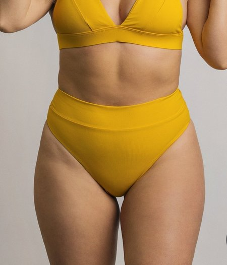 JUNE SWIMWEAR YVONNE  bikini bottom - DIJON