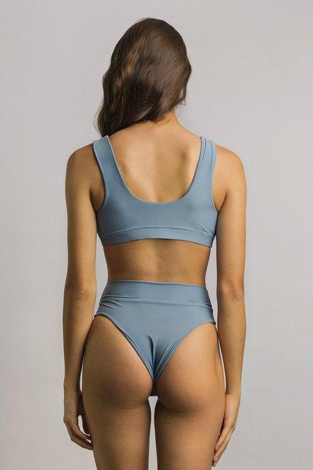 JUNE SWIMWEAR HAUT LOUISE bikini top - AQUA
