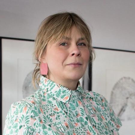 Anne-Sophie Vallee Crocus Earrings