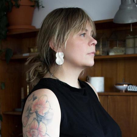 Anne-Sophie Vallee Muscata Earrings