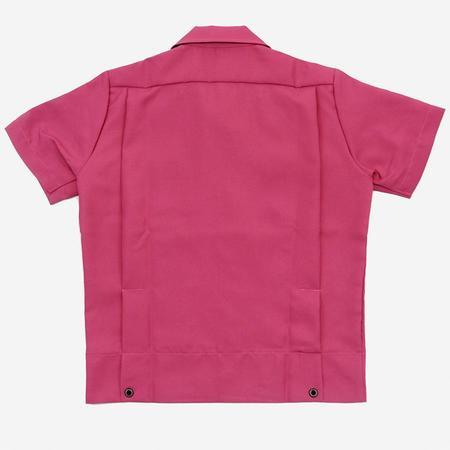 Pallet Life Story Short-Sleeve Vacation Shirt - Pink