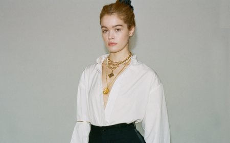Kindred Black Vintage Clermont Beauvaisis Necklace - 14K Gold