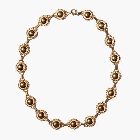 Kindred Black Vintage The Edsel Necklace - 14K Gold