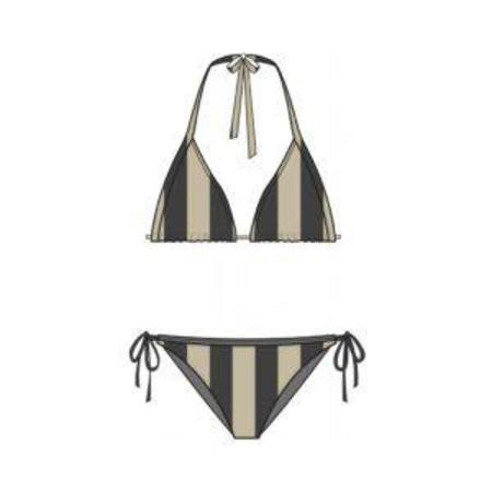 Notes Du Nord Obi Triangle Bikini