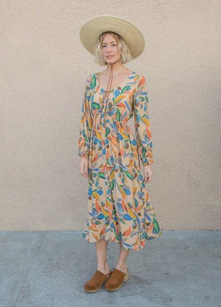 Rachel Pally Crepe Audrey Dress - Tuscany