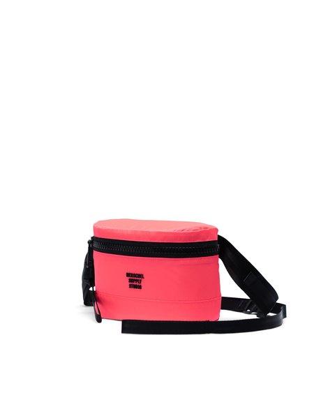 HERSCHEL SUPPLY CO Mini Waist Pack - Neon Pink / Black