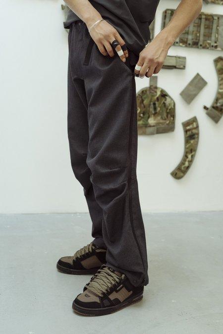 GR10K Navy NOMEX Zipper Arc Pant