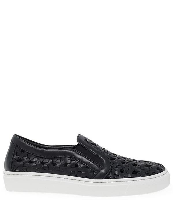 Madison Maison Woven Sneakers - Black