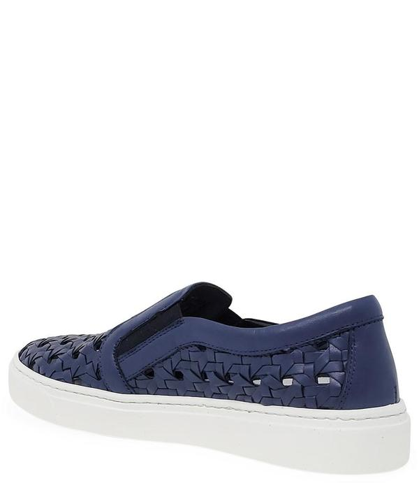 Madison Maison Woven Sneakers - Navy