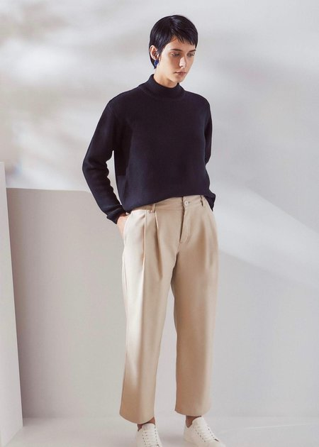 Kowtow Faculty pants - beige