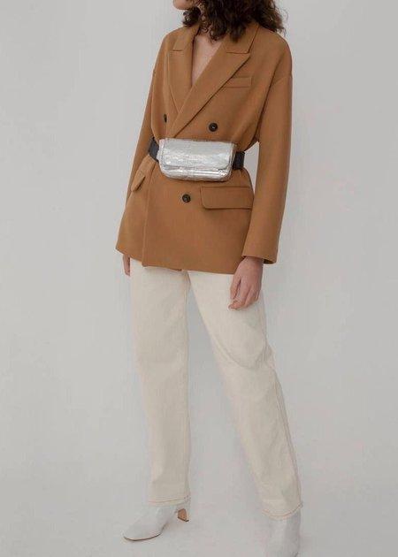 L'Autre Sac Louis belt bag - Silver