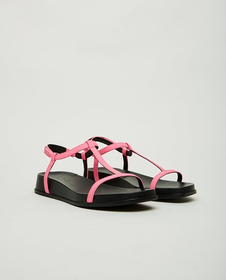 Camper Atonik T-Bar Sandal - Pink