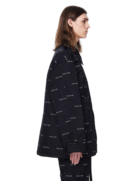 Fear of God All Over Print Nylon Field Jacket
