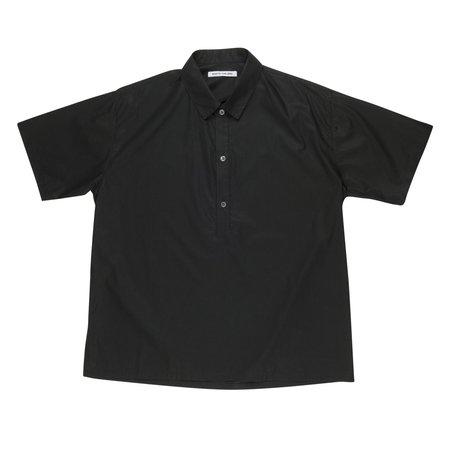 MARTIN ASBJORN Greenleaf Shirt - Black
