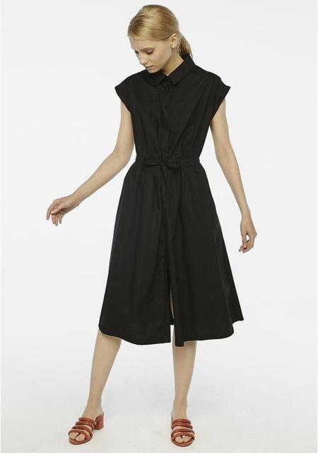 Compañia Fantastica Shirtdress - Black