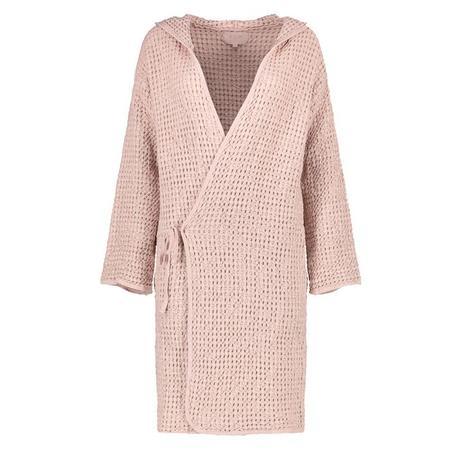 Moumout Paris Autumn Pepin Bee Bath Robe - Nu Pink