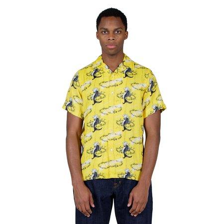 Reception Bowling Shirt SS - Yellow