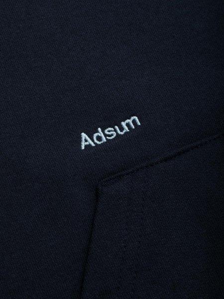 Adsum Core Logo Hoodie - Dark Navy