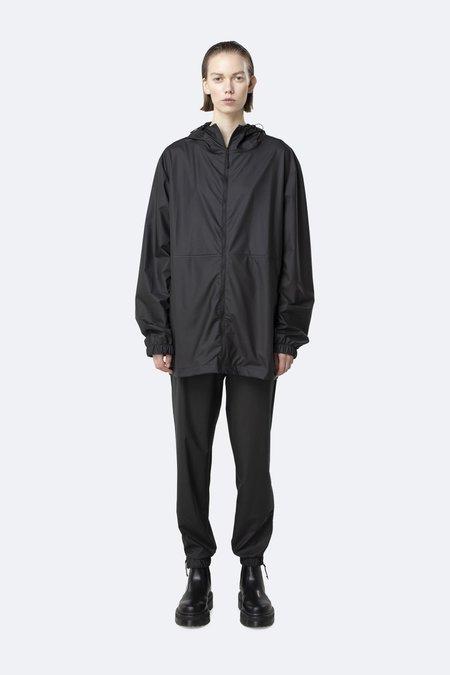 unisex Rains Ultralight Jacket - Black