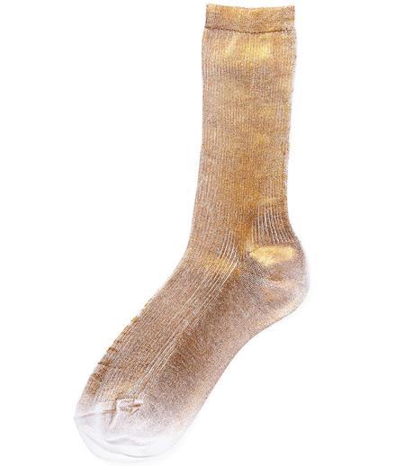 Alto Milano Nast Orange Socks
