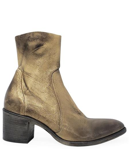 Elena Iachi Ankle Boot Gold