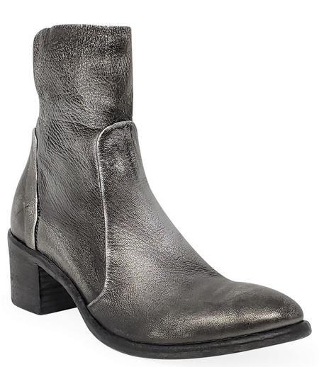 Elena Iachi Ankle Boot Silver
