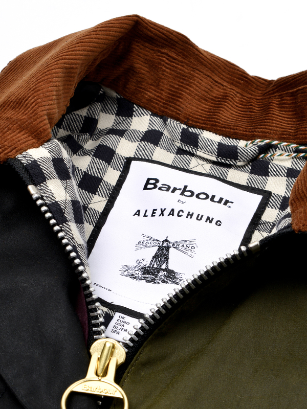 barbour patch