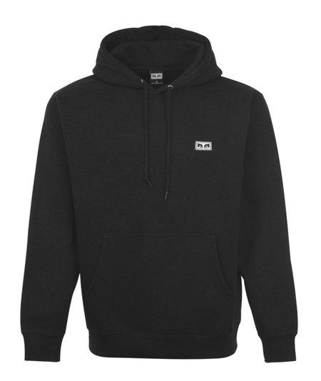 Obey All Eyes 2 Hooded Sweatshirt - Black