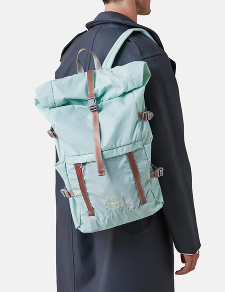 Sandqvist Bernt Lightweight Backpack - Mint Green