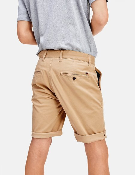 tommy essential chino shorts