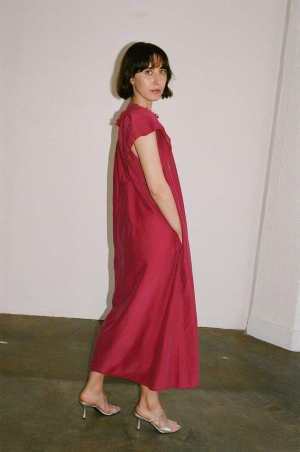 Hansel From Basel Amida Dress - Fuchsia