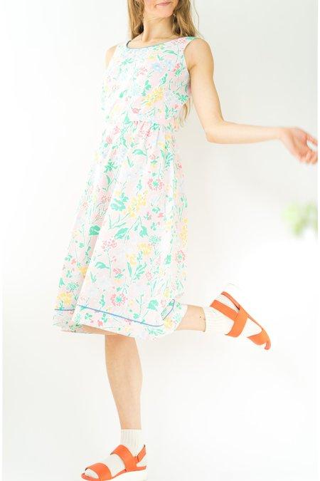 Vintage Backtalk PDX Dress - floral