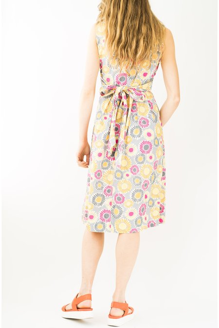 vintage Backtalk PDX Sun Dress - floral