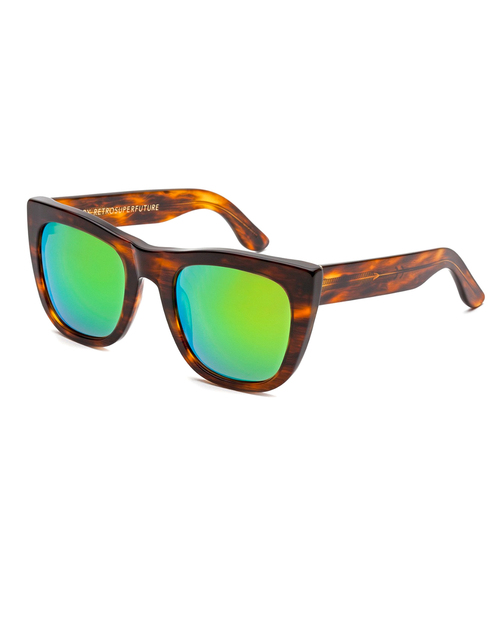 RetroSuperFuture Gals Havana Cove Sunglasses