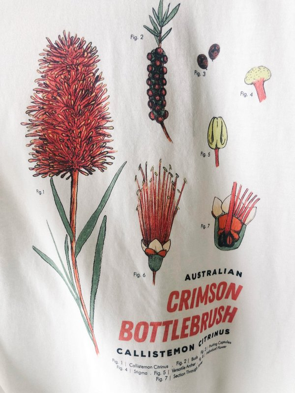Bottle Brush Tee